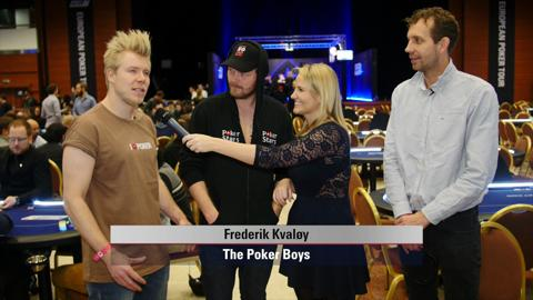 EPT 11 Prague: The Comedy Poker Boys