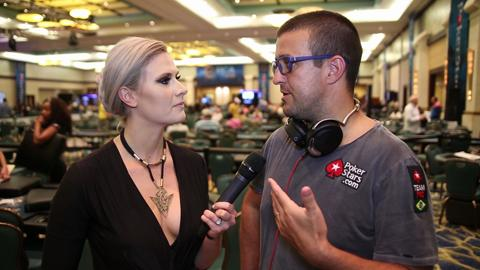 PCA 2015:  Andre Akkari on Picking Spots in $25K Field
