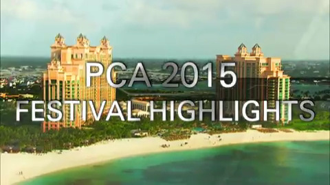 PCA 2015 Festival Highlights