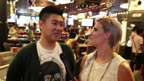 2015 Aussie Millions:  Bryan Huang on Changing Life Perspectives