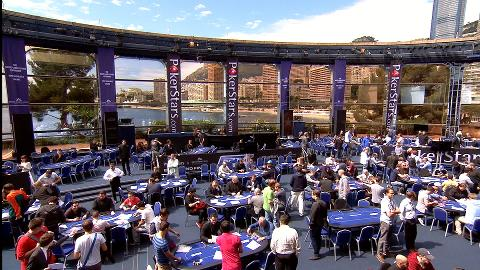 EPT 10 Monaco - Main Event, Episode 2