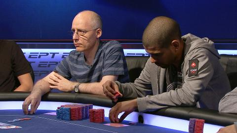 EPT 10 Monaco - Main Event, Episode 3
