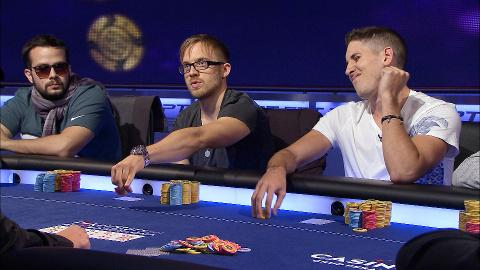EPT 11 Barcelona - Super High Roller, Episode 1