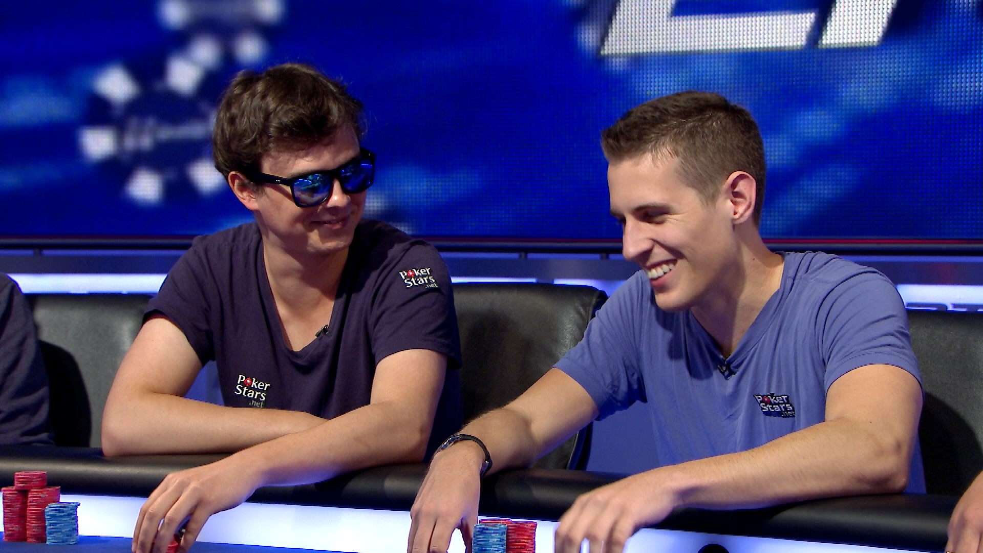 EPT 11 Barcelona - Main Event, Episode 3