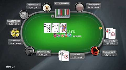 Sunday Million - 19 April 2015