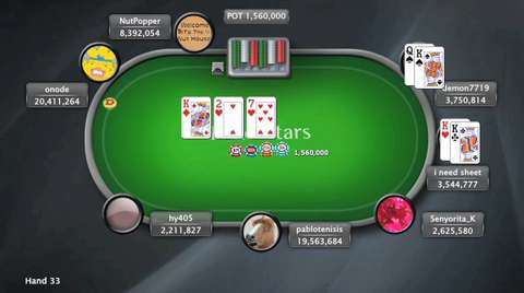 Sunday Million - 3 May 2015