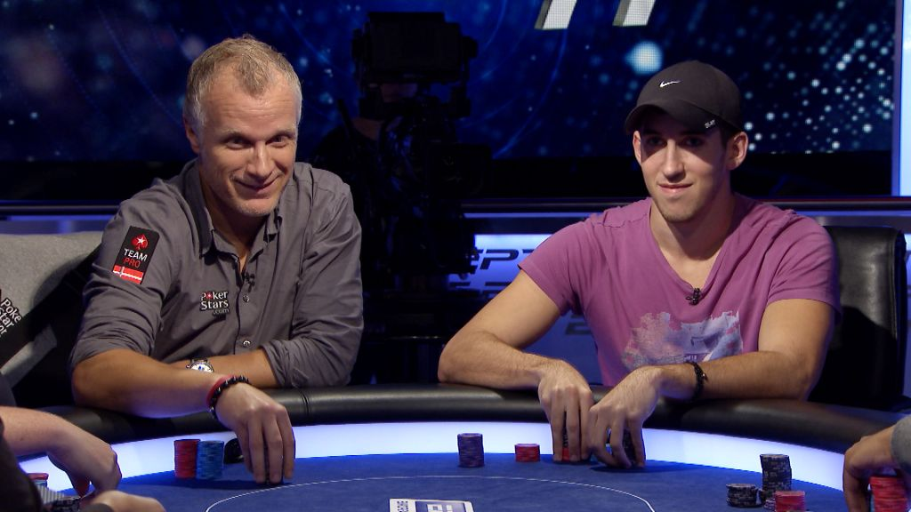 EPT 11 London - Main Event, Episode 2