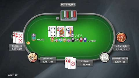 SCOOP 2015 - Event #24-H $2,100 Sunday Million SE