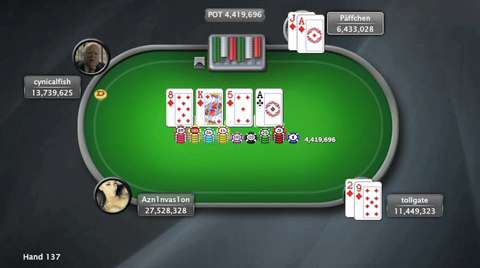 SCOOP 2015 - Main Event-M $1,050 NLHE