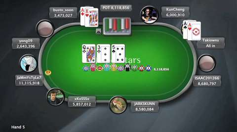 Sunday Million - 14 June 2015