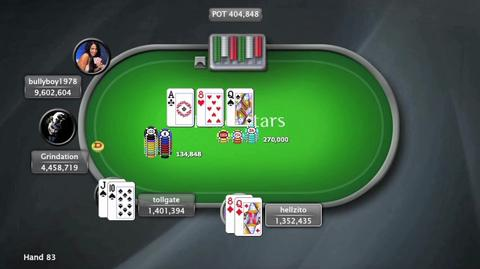 WCOOP 2015: Event #9 $1,050 No Limit Hold'em