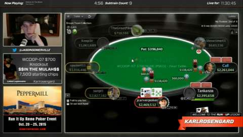 PokerStars Twitch - Jason Somerville Breaks Twitch Records