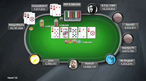 WCOOP 2015: The Main Event