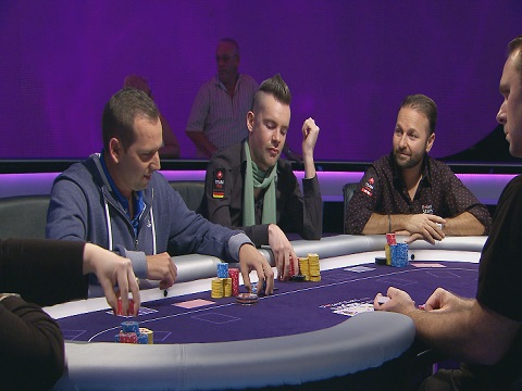 PokerStars Shark Cage, Season 2 - Episode 2