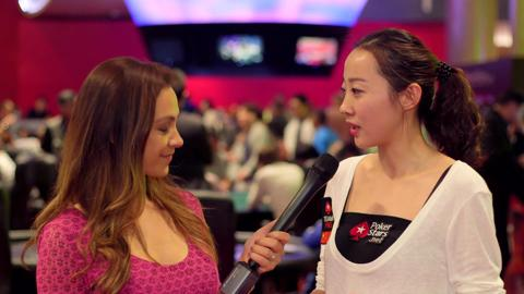 2015 ACOP Yaxi Zhu New to the Team
