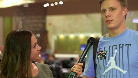 2015 ACOP Mikhail Shalamov Continues Good Run