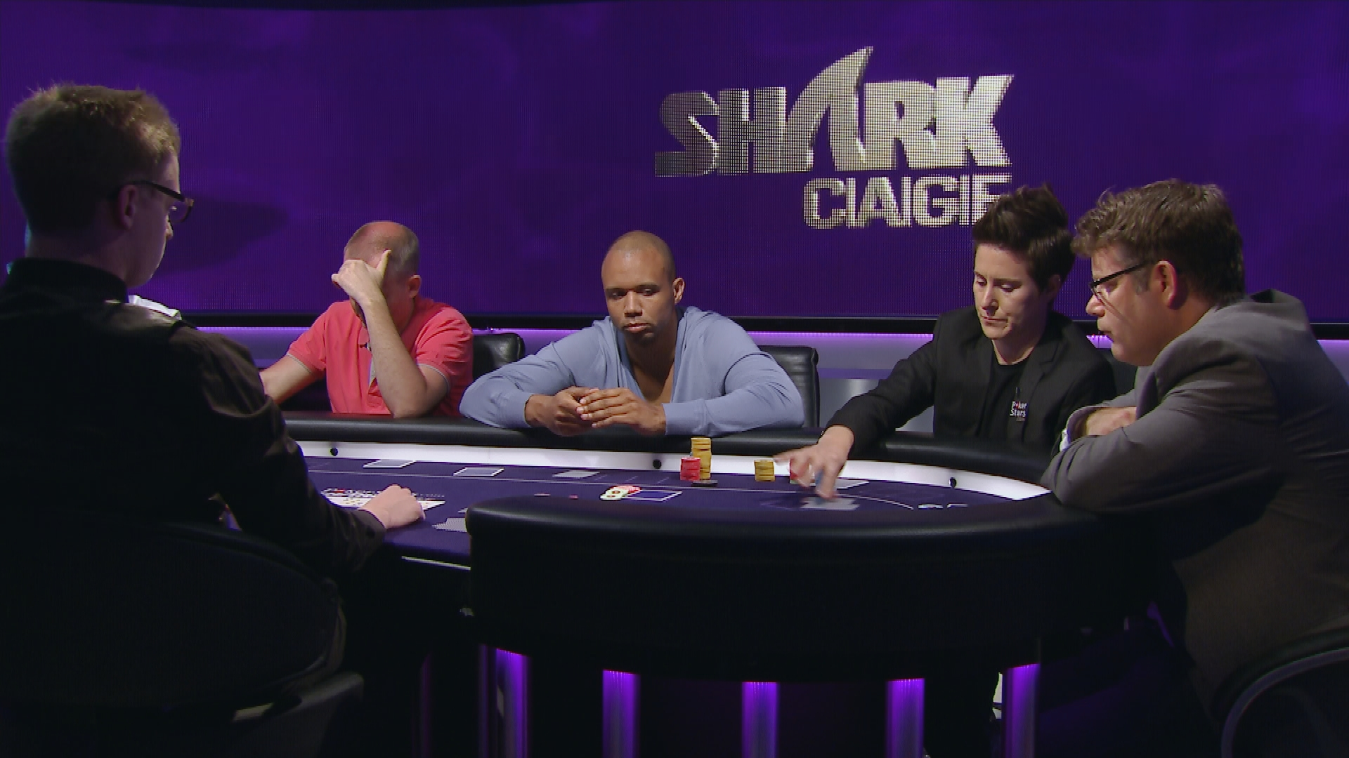 PokerStars Shark Cage, Season 2 - Episode 12