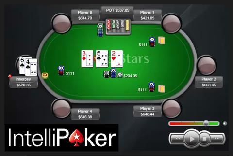 Played by a PokerStars Pro 7 - Mikhail Shalamov