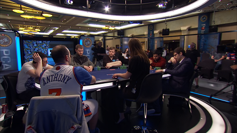 PCA 2016 - Super High Roller Final Table