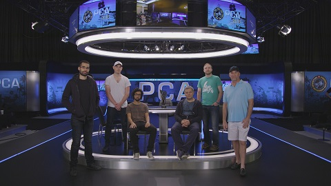 PCA 2016 - Main Event Final Table