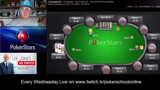 PokerSchoolOnline - Pocket Jacks in a Tough Spot