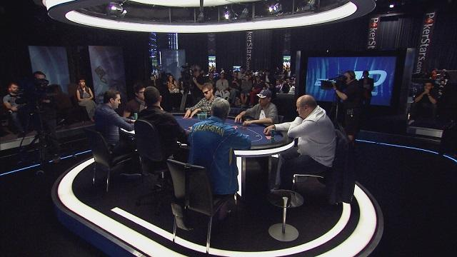 EPT 12 - PokerStars & Monte-Carlo Casino EPT Grand Final, Main Event