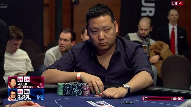 Brilliant Heads-up Bluff in the Final EPT Main Event Ever