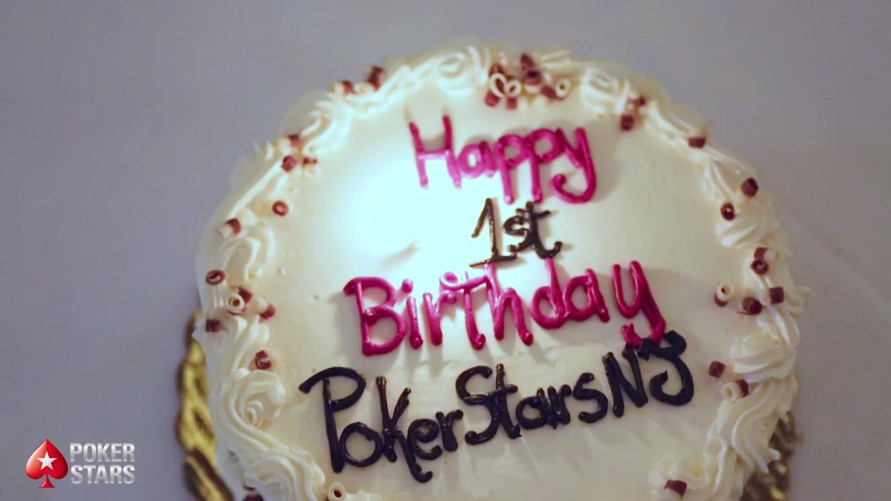 PokerStars NJ First Anniversary